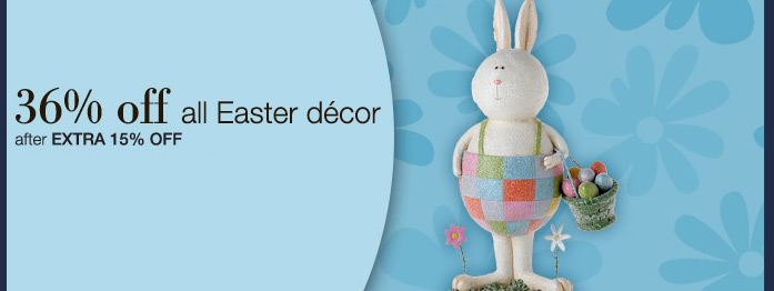 tax event_easter decor