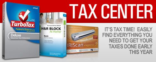 Buy.com Tax Preparation Coupons