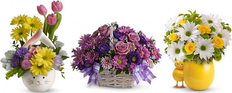 teleflora easter flowers