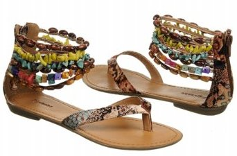 Online shoes. Womens summer shoes