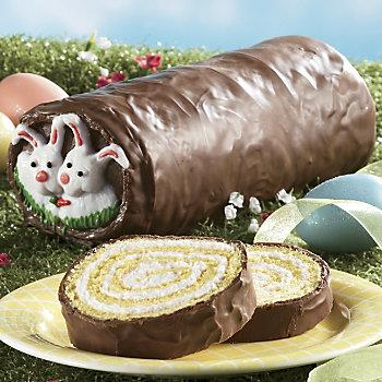 Bunny Log
