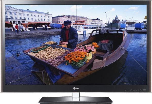 """LG 55LV5500 55"""" LED LCD HDTV"""