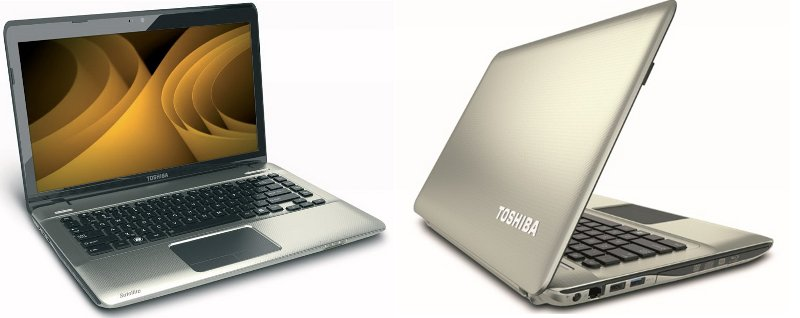 Toshiba Satellite E305 laptop