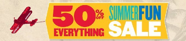 aeropostale summer fun sale