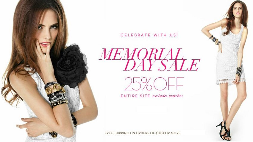 anne klein memorial day sale