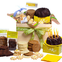 Happy Birthday Cake & Cookie Collection