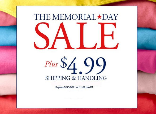 chadwicks-the memorial day sale