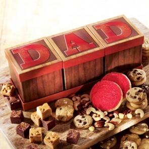 dad's trio tray