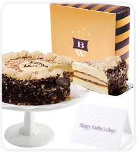 Tiramisu Classico Cake