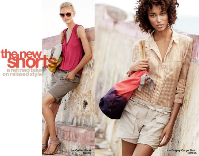 gap new summer shorts