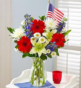 memorial day bouquet