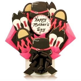 Mother's Day Diva Cookie Bouquet