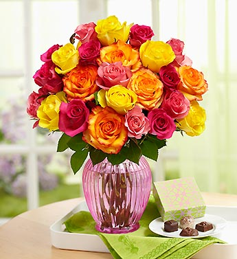 Most For Mom Roses
