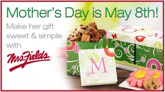 mrs fields gifts