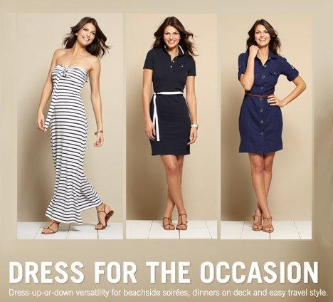 nautica summer dresses