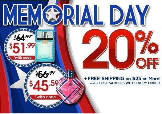 perfumania-memorial day sale