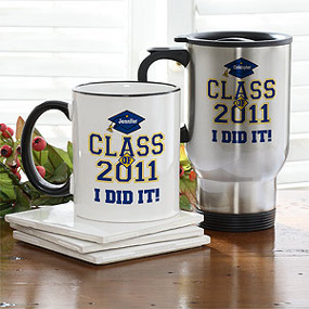 personalized graduation mugs