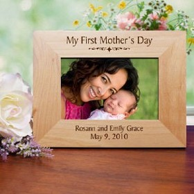 Personalized Mothers Day Picture Frame