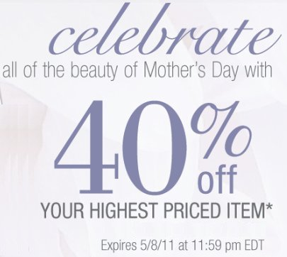roamans mothers day sale