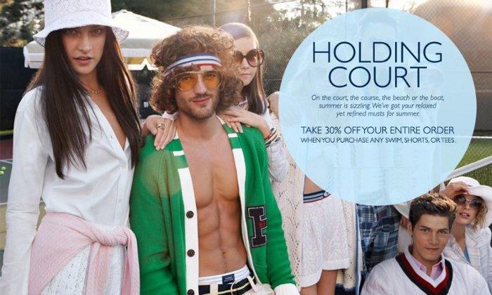 tommy hilfiger summer clothing