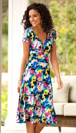 tribeca-studio-short-faux-wrap-dress