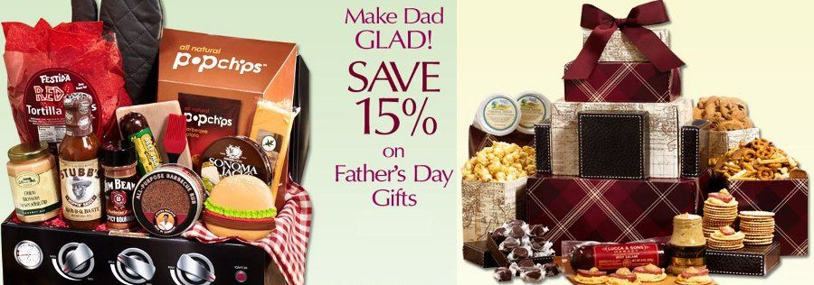 1800 baskets fathers day gifts