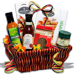 Barbecue-Boss-Grilling-BBQ-Gift-Basket