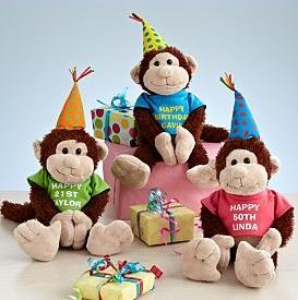 Birthday Monkey