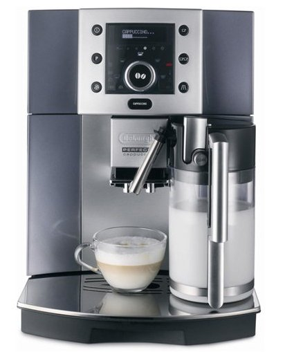 DeLonghi Perfecta Super-Automatic Espresso Machine