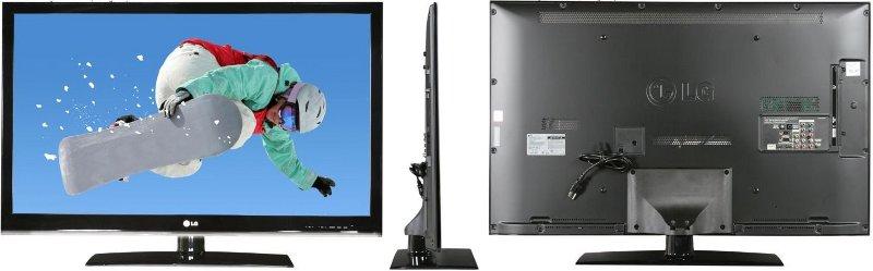 """LG 42LV3500 42"""" 1080p 60Hz LED-LCD HDTV"""