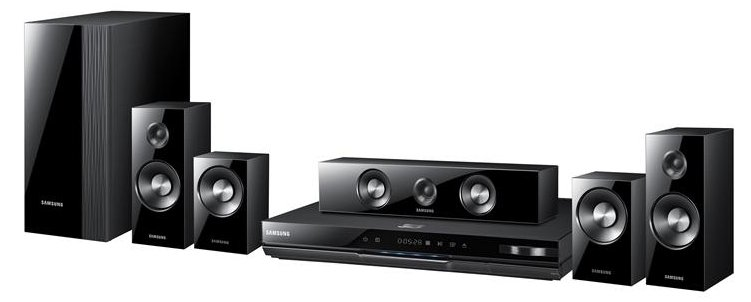 Samsung HT-D5500 3D Home Theater System