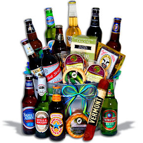 Twelve-Beer-Bucket-Gift-Basket