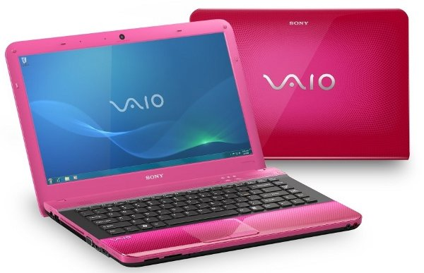 VAIO EA Series Laptop
