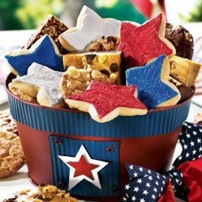 americana tub of treats