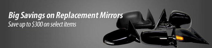 autopartswarehouse savings on mirrors