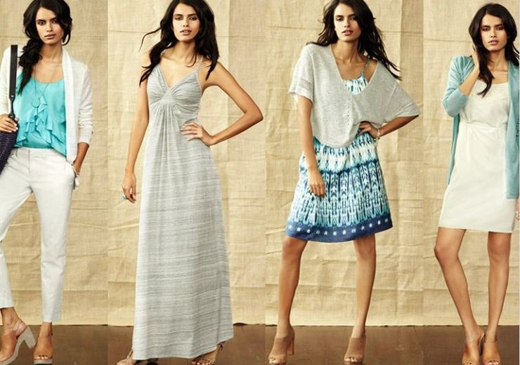banana republic summer styles