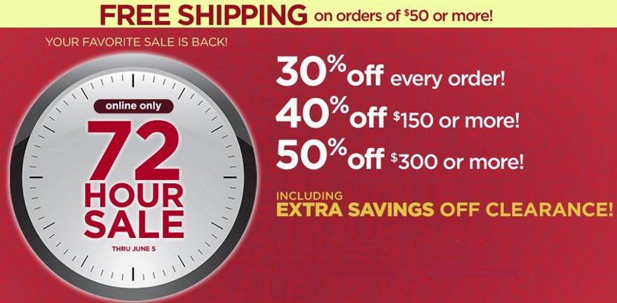 catherines 72 hour sale