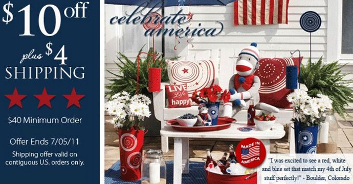 colonial candle july 4th items