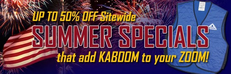 cruiser customizing 4th of july special