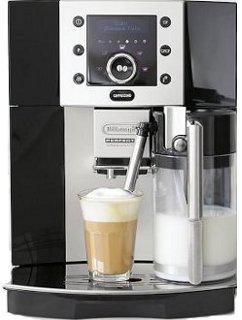 delonghi perfecta-cappuccino maker