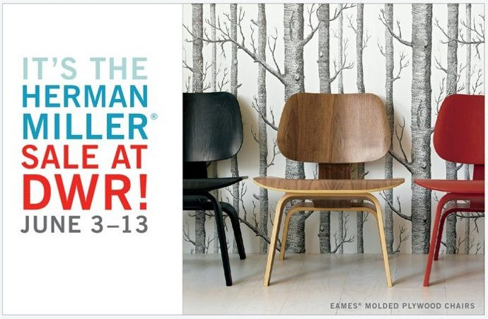 design within reach herman miller sale