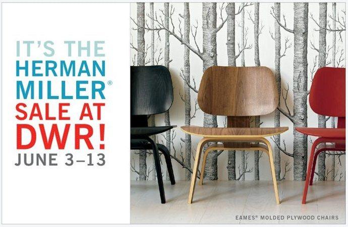 design within reach herman miller sale
