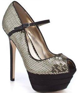 designer bebe shoes