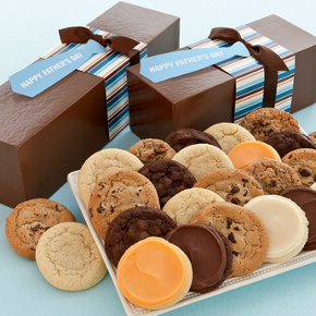 fathers day cookies gift box