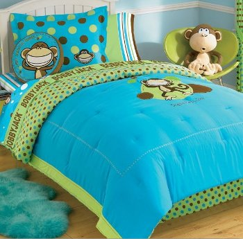 going dotty bedding collection