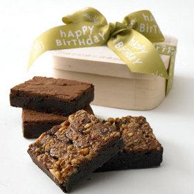 Happy Birthday Brownie Nibbler
