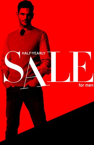 Nordstrom Men's Half Yearly Sale! - Paperblog
