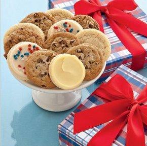 Patriotic Cookie Box