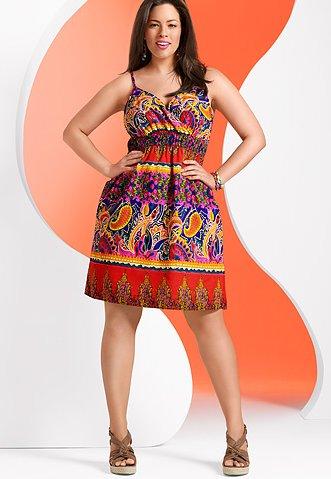 Save 30% on plus size dresses at Lane Bryant | Online Shopping Blog