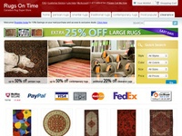 Rugs on Time Canada